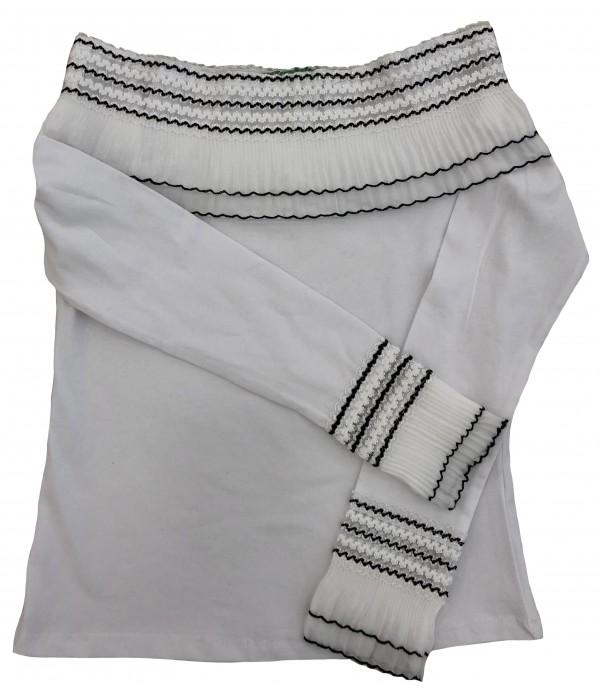 2501-003 Блузка для девочек Cichlid