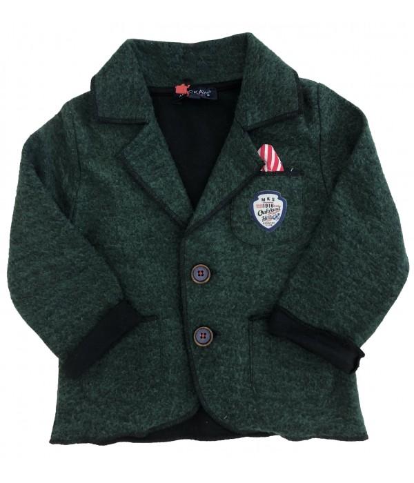 8058-004 Пиджак трикотажный для мальчиков Mackays