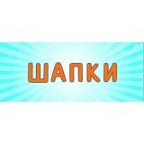 Распродажа шапок по 100 рублей AJS(Польша)