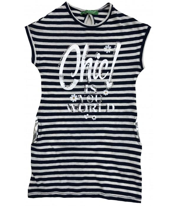 2202-039 Платье для девочек Cichlid