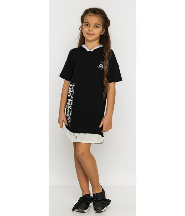 3002-012-1 Платье для девочек Cichlid