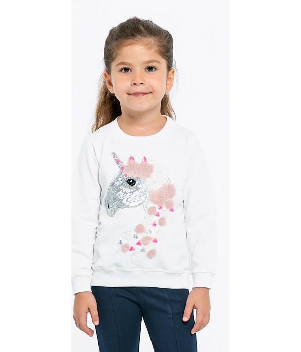 3101-040-2 Свитшот для девочек Cichlid