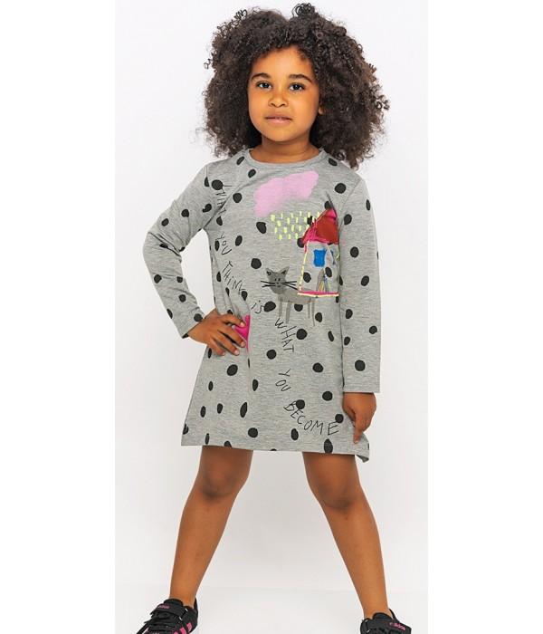 3102-004 Платье для девочек Cichlid