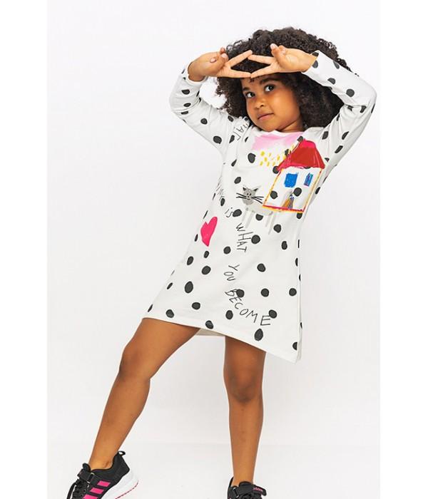 3102-004-1 Платье для девочек Cichlid