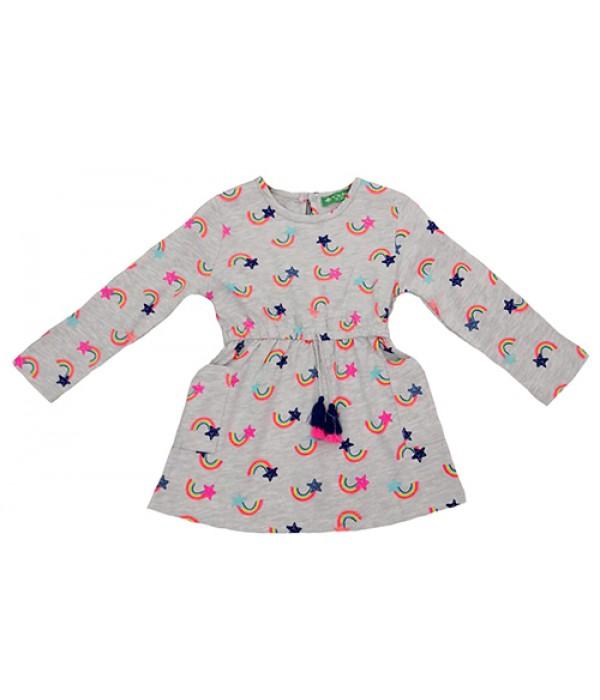 3102-019 Платье для девочек Cichlid