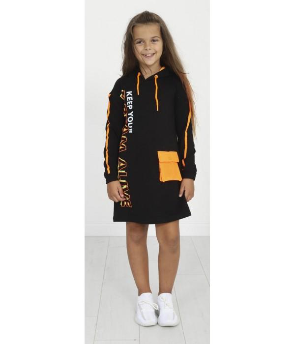 3102-021 Платье для девочек Cichlid