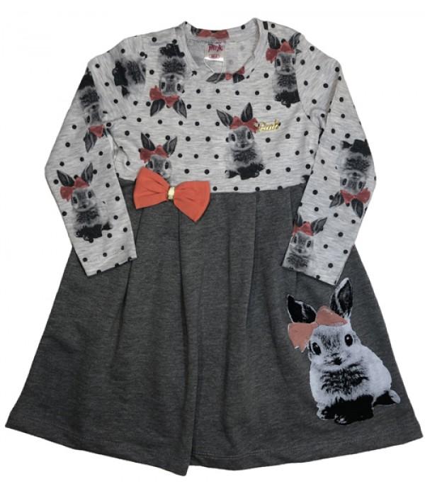 4300 Платье для девочек Baby Pink