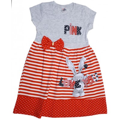 4616 Платье для девочек Baby Pink