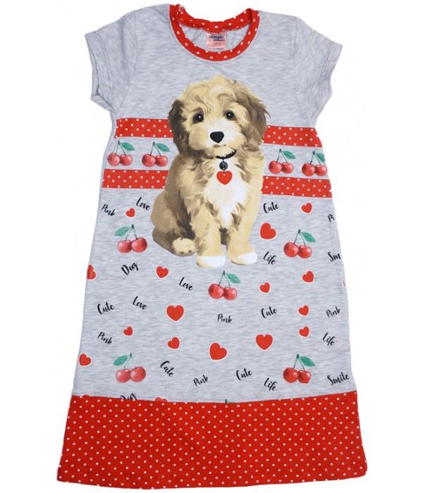 4642 Платье для девочек Minipiti