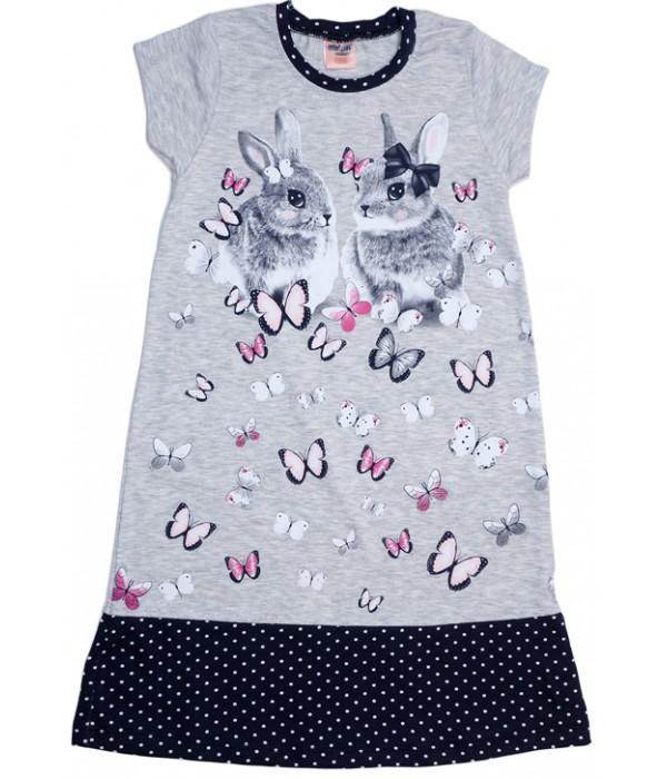 4648 Платье для девочек Minipiti