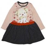 4840-1 Платье для девочек Baby Pink