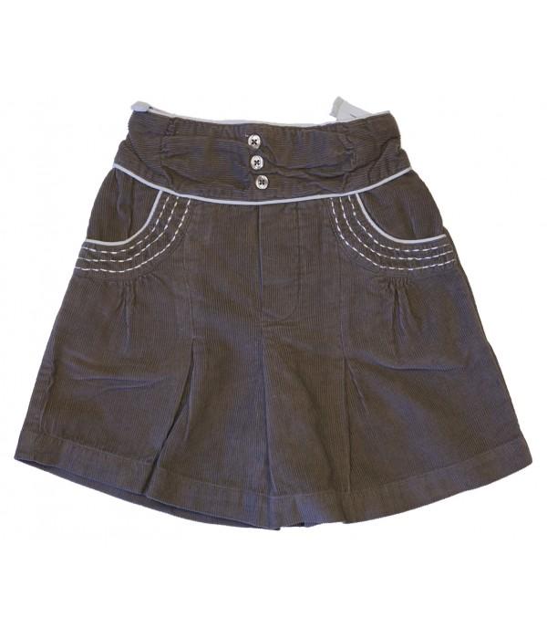 Т-621-01 Капри-юбка для девочек Ministars