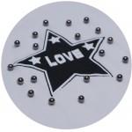LR-417-2 Футболка для девочек Tuffy