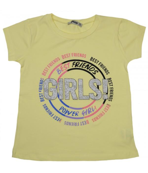 LR-303-2 Футболка для девочек Tuffy