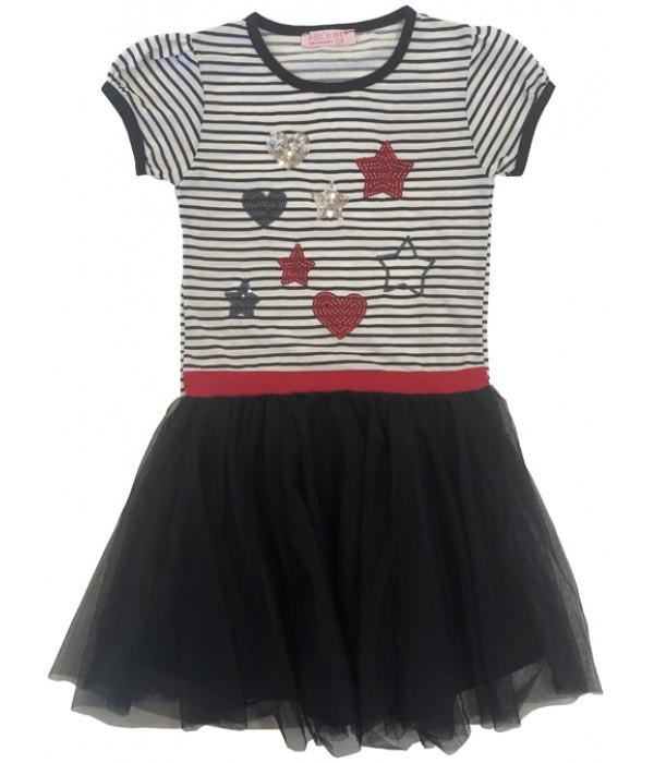 KU-245-1 Платье для девочек Watch Me