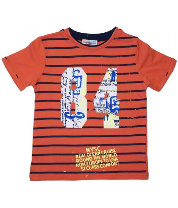 2851-014 Футболка для мальчиков Mackays
