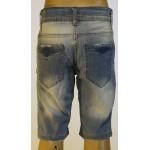 K2154-01 Капри джинсовые для мальчиков Mackays
