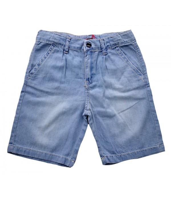S829 Капри джинсовые для мальчиков Mackays