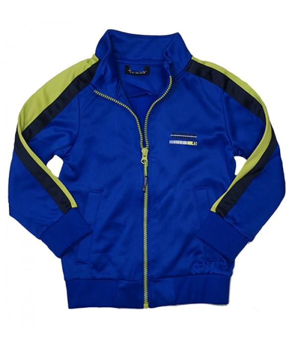 М-1148-01 Куртка на молнии для мальчиков Ministars