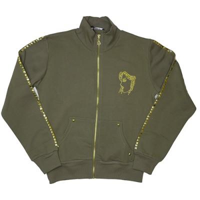 640-1 Куртка трикотажная женская Ministars