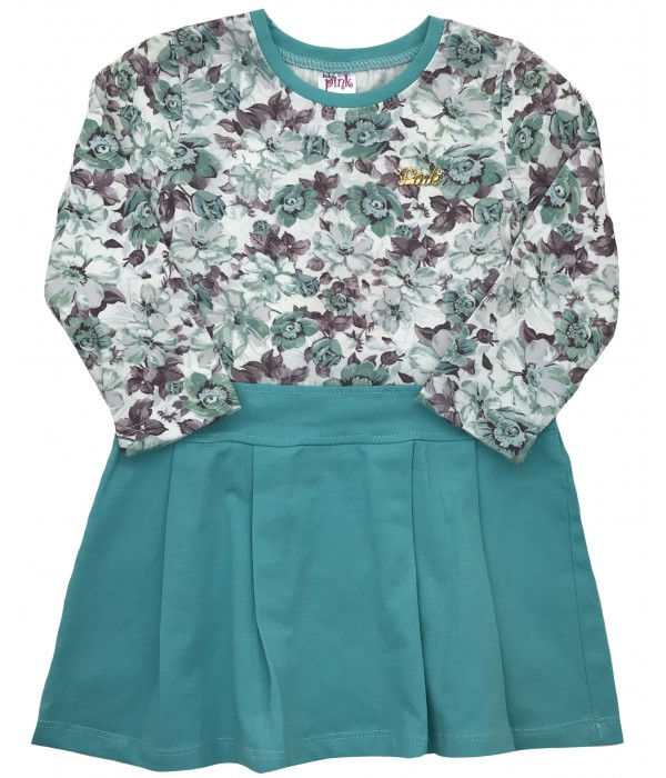 9614-1 Платье для девочек Baby Pink