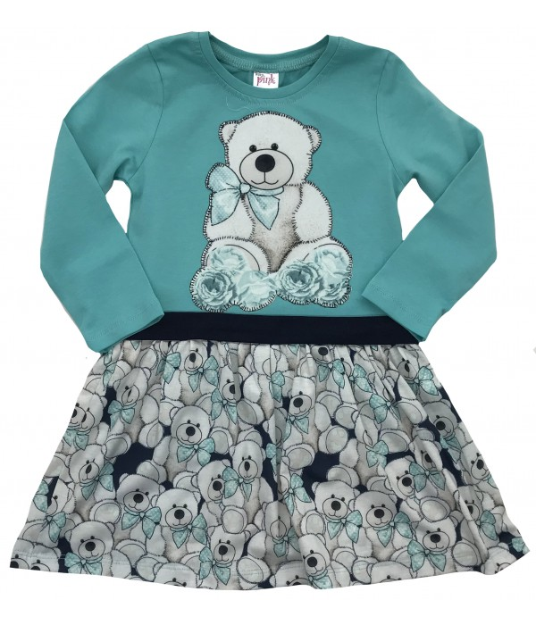 9642-1 Платье для девочек Baby Pink