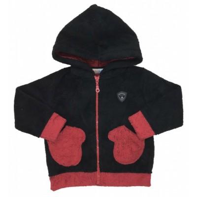 2353-017-1 Курточка меховая для мальчиков Mackays