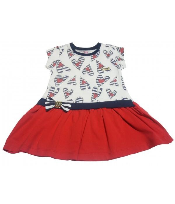 9002-2 Платье для девочекBaby Pink