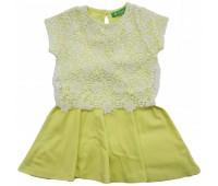 1802-005 Платье для девочек Cichlid