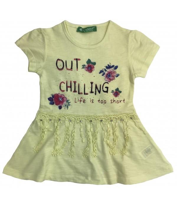 E2366 Платье для девочек Cichlid