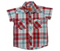М-696 Рубашка для мальчиков Ministars