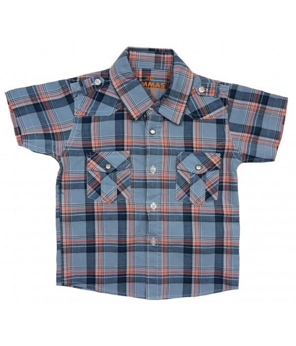М-778 Рубашка для мальчиков Ministars