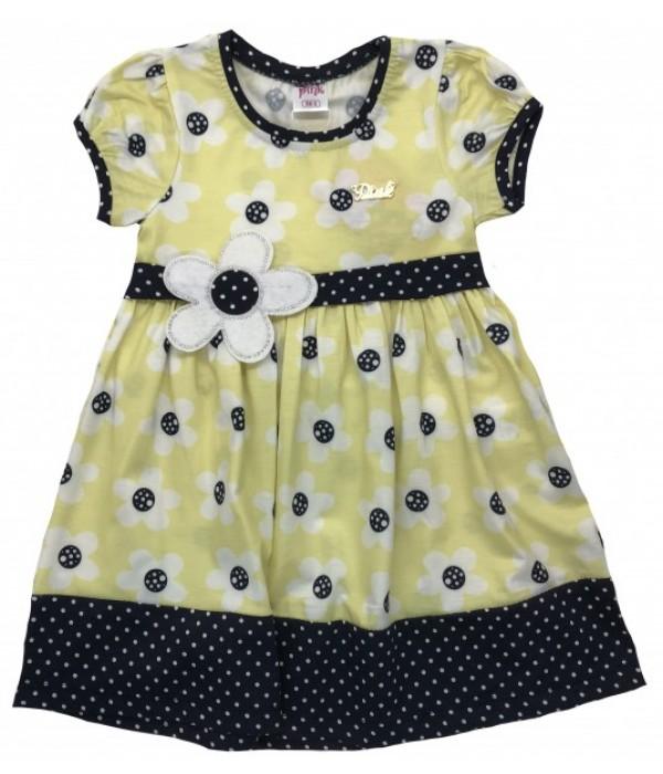 9408 Платье для девочек Baby Pink