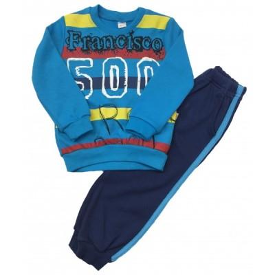 355-3 Костюм для мальчиков MiniGo