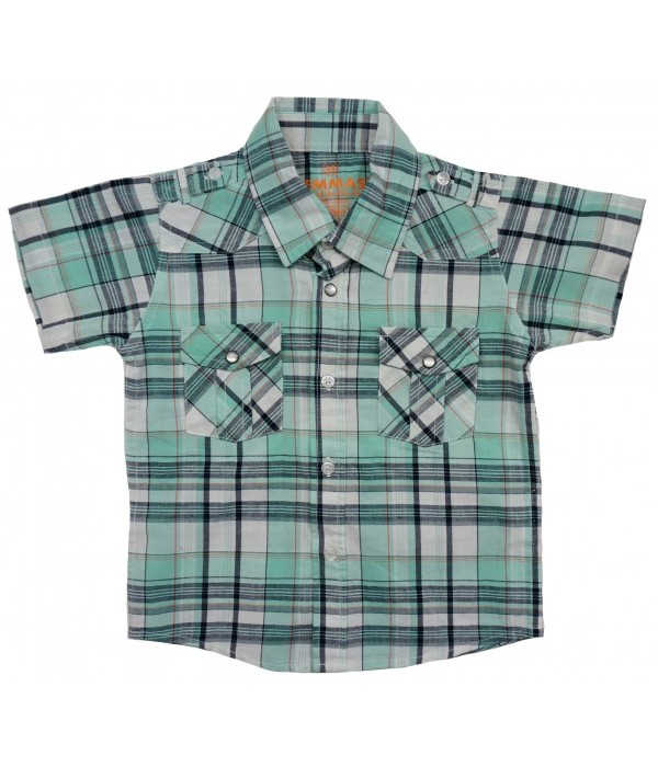 М-777 Рубашка для мальчиков Ministars