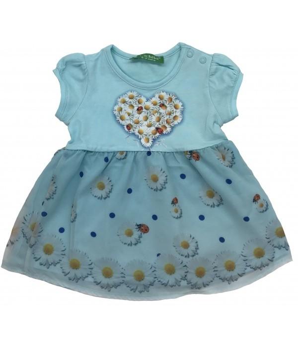 2002-014 Платье для девочек Cichlid