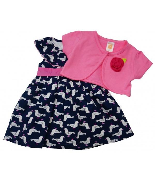 R-50/16 Платье с болеро для девочек Тайланд