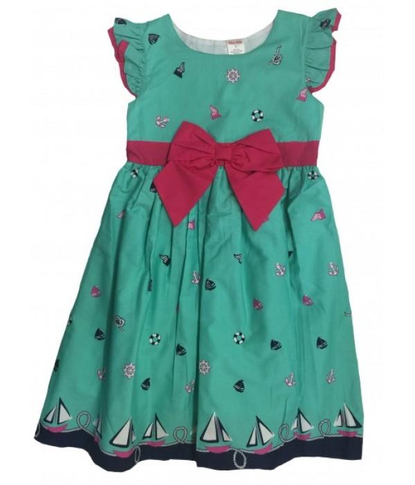 AL4-3/16 Платье для девочек Тайланд
