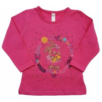 A-16639-3 Лонгслив для девочек Difa
