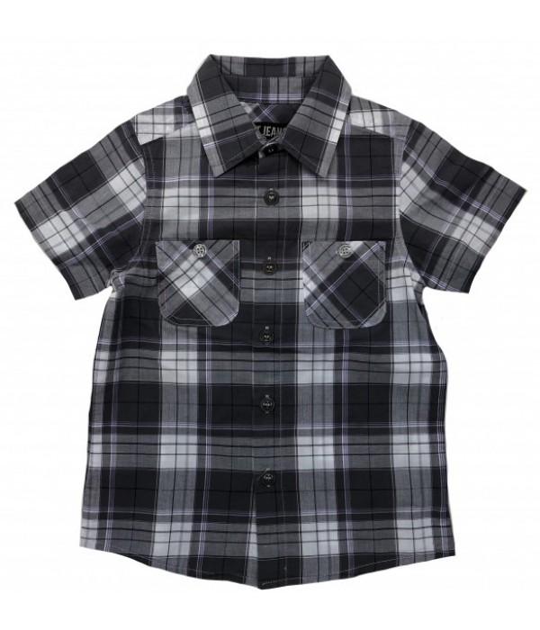 М-1001-01 Рубашка для мальчиков Ministars