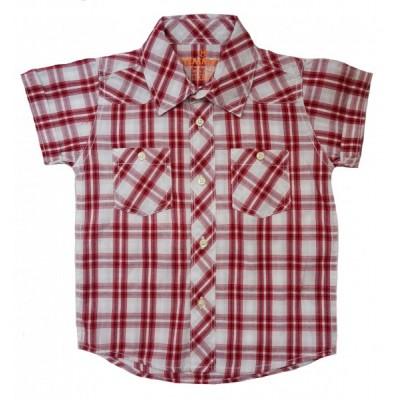 М-692-1 Рубашка для мальчиков Ministars