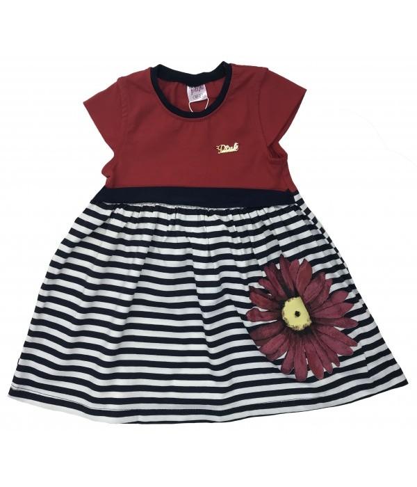 9481 Платье для девочек Baby Pink