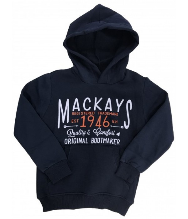 T2242-1 Толстовка для мальчиков Mackays