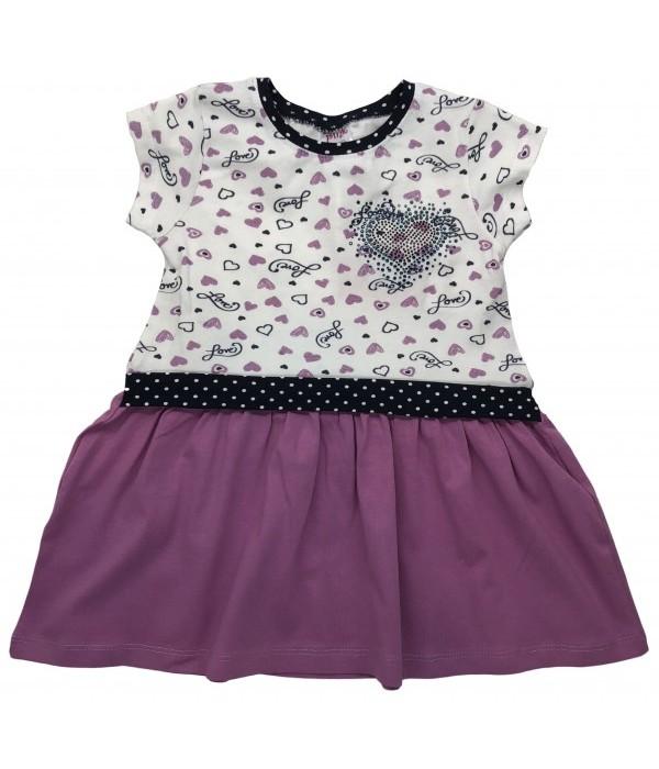 9476-2 Платье для девочек Baby Pink