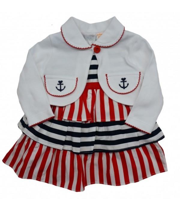 R-11/16 Платье с болеро для девочек Тайланд