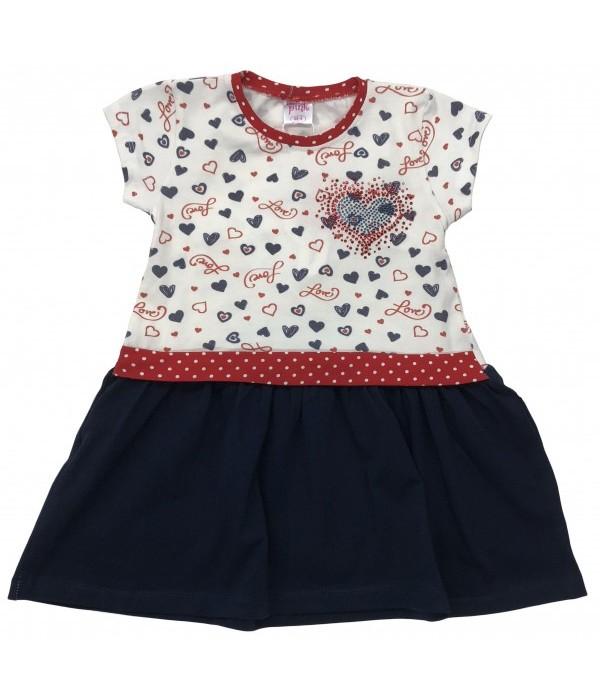9476 Платье для девочек Baby Pink