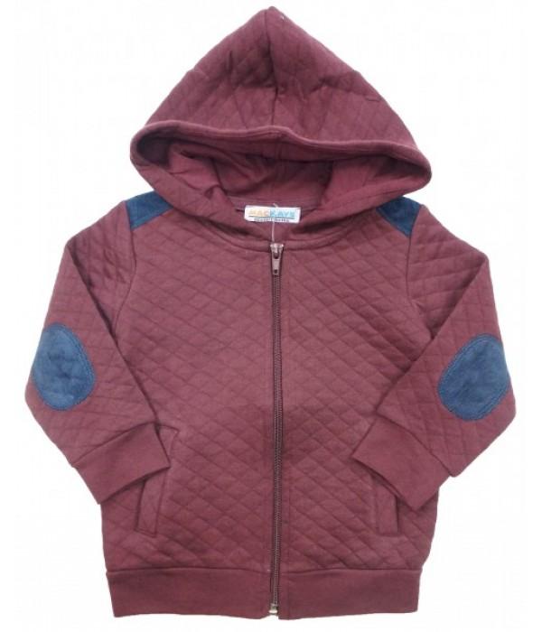 1753-002-1 Куртка трикотажная для мальчиков Mackays