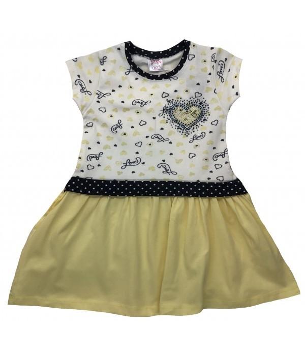 9476-1 Платье для девочек Baby Pink