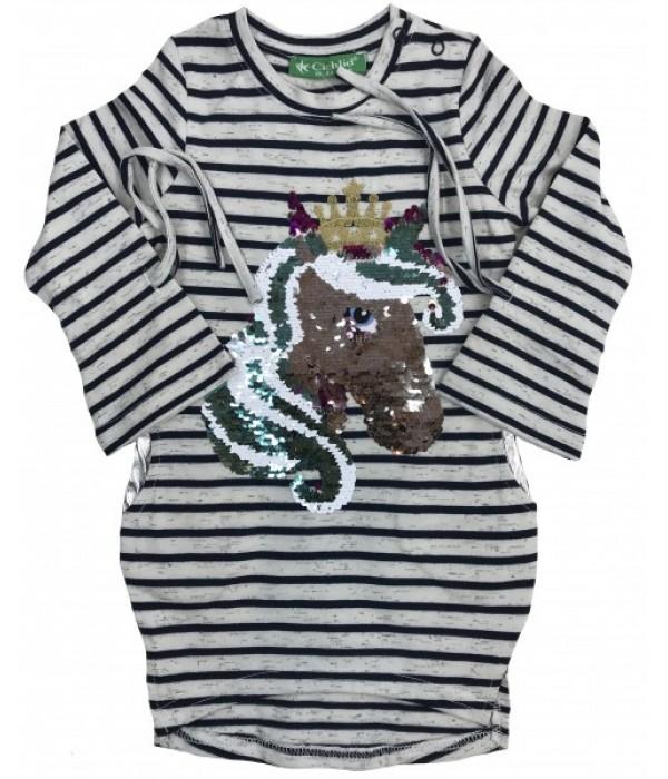 2302-024 Платье для девочек Cichlid