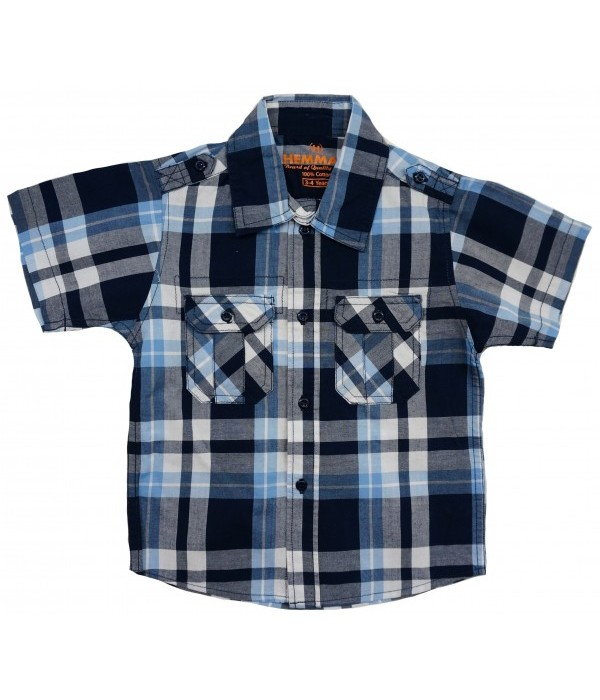М-779 Рубашка для мальчиков Ministars